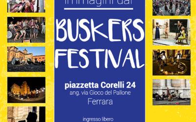 Immagini dal Buskers Festival al 381