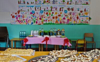 Festa dell'accoglienza alla scuola di Pontelagoscuro