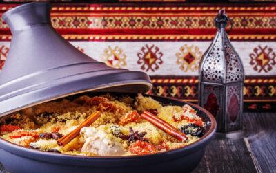 Corso di cucina araba al 381