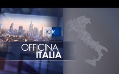 Officine Ricicletta in TV!