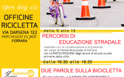 Open Day alla Ricicletta