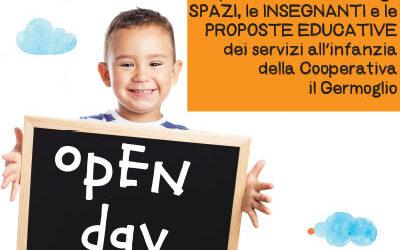 Open Day alle nostre Scuole dell'Infanzia