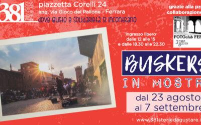 Vivi il Ferrara Buskers Festival con il Ristorante 381 storie da gustare!