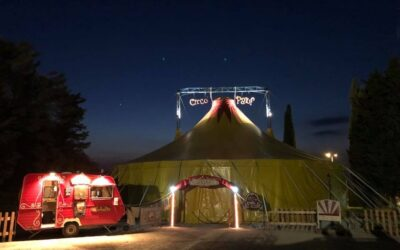 Il Circo Patuf arriva a Ferrara!